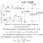 Лабораторная работа № 4.1  Исследование LR сглаживающего фильтра (Файл  LR-фильтр)